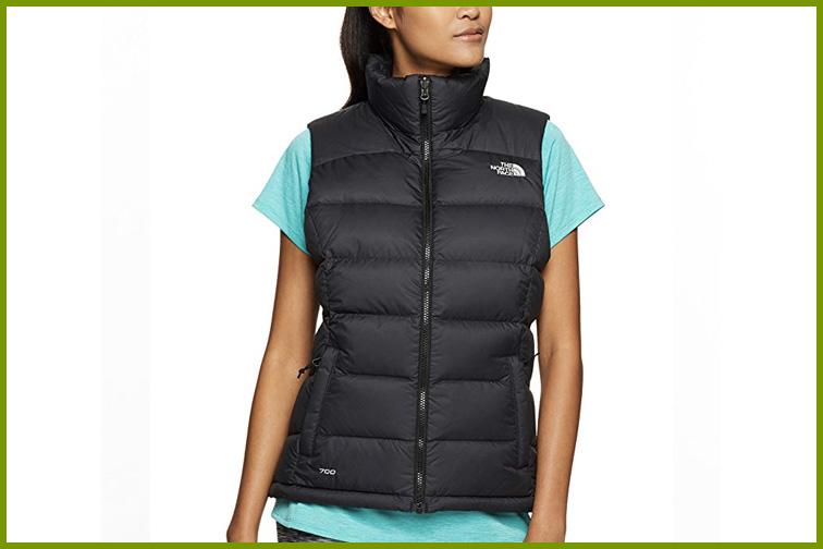 The North Face Women's Nuptse 2 Vest; Courtesy of Amazon