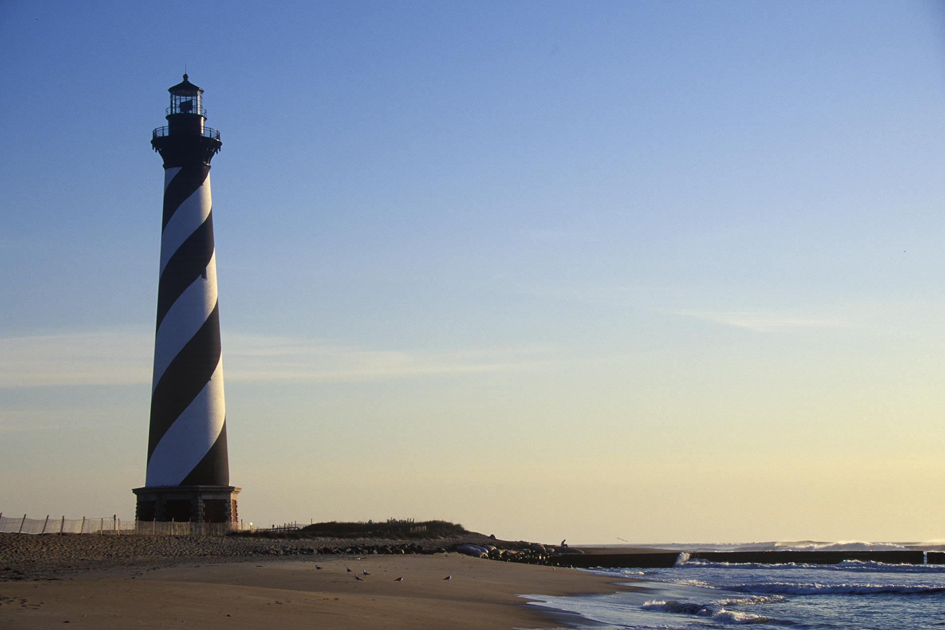 Cape Hatteras Lighthouse - Outer Banks, North Carolina