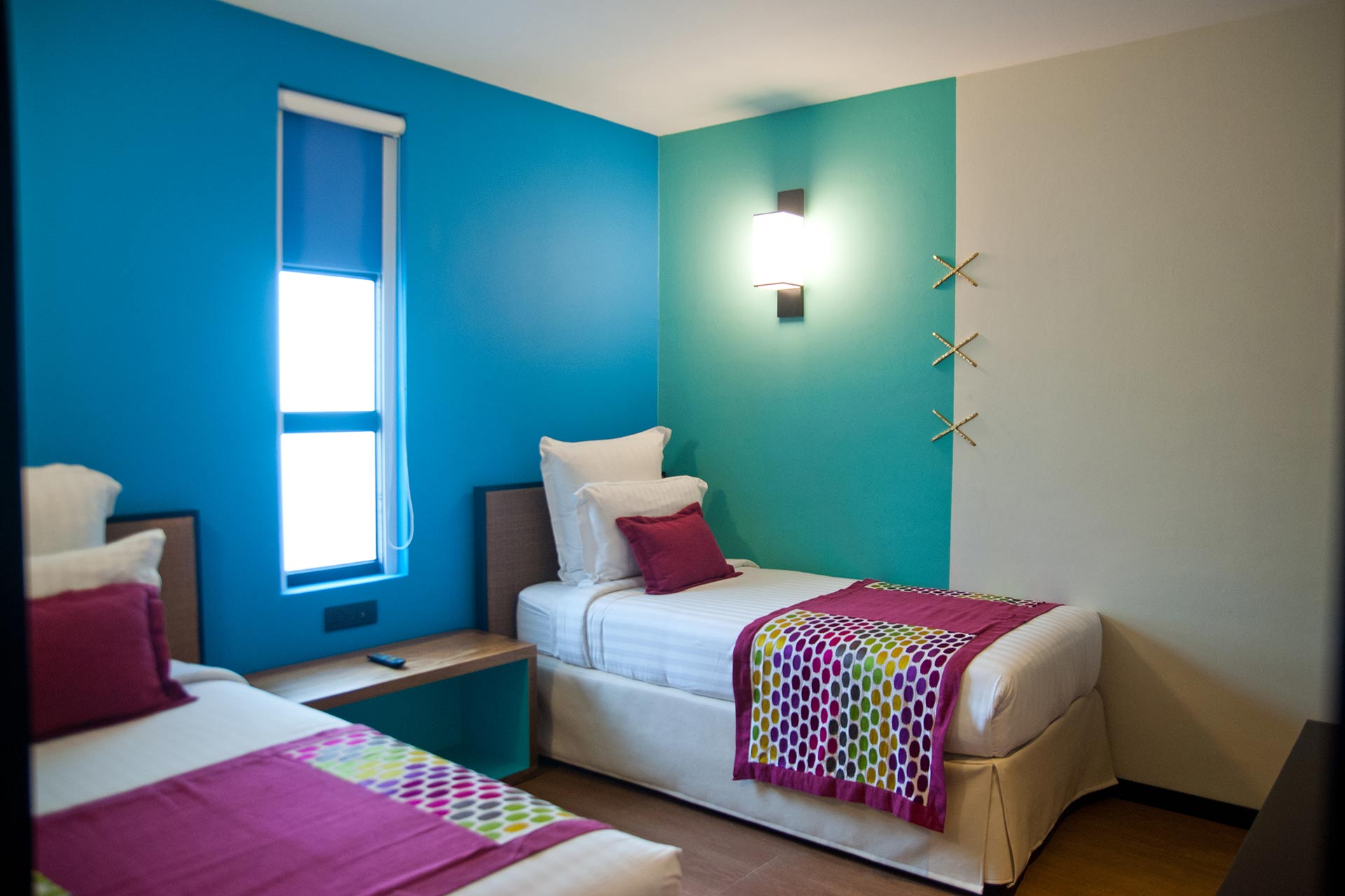 best hotels with two bedroom family suites