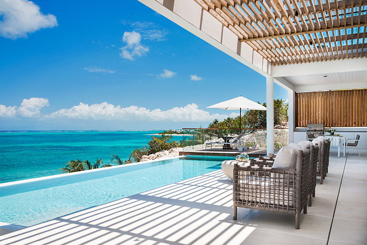 Beach Enclave in Turks and Caicos