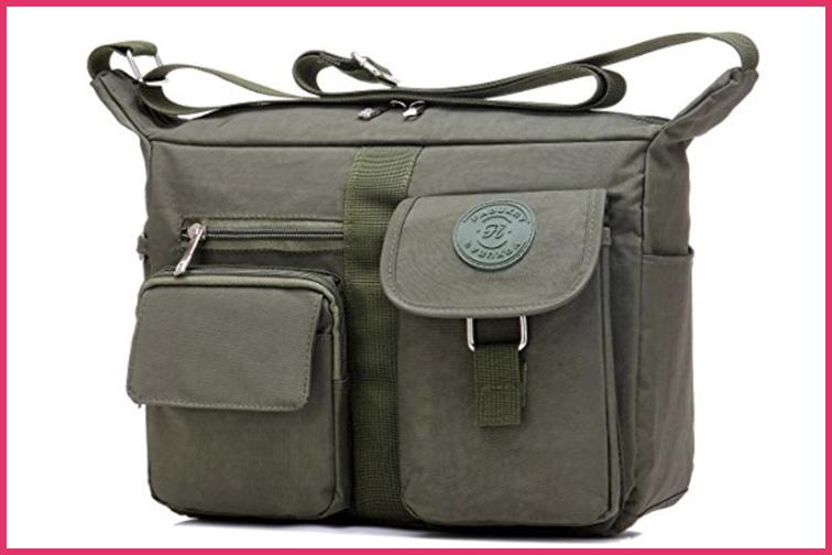 Fabuxry Women's Shoulder Bag; Courtesy of Amazon