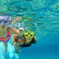 Snorkeling; Courtesy of Tropical Studio/Shutterstock.com