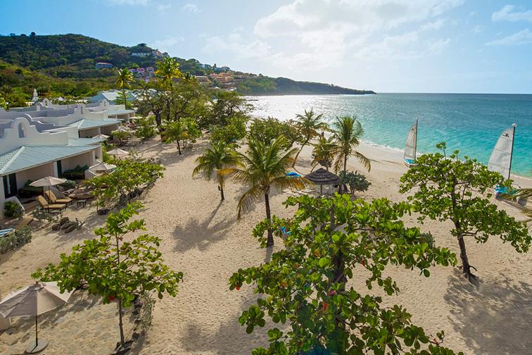 Spice Island Beach Resort; Courtesy of Spice Island Beach Resort