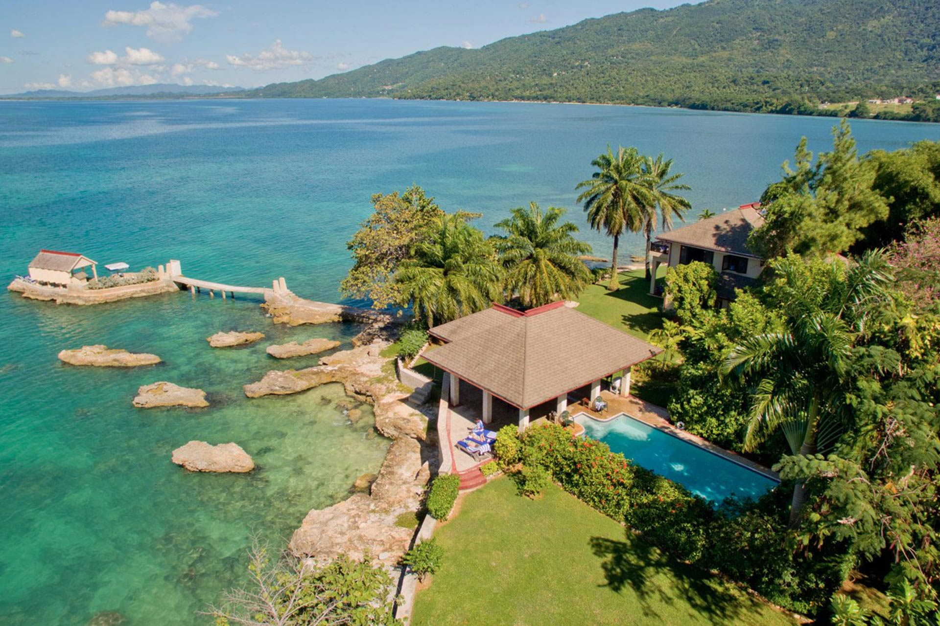 Villa With Private Pool at Bluefields Bay Villas in Jamaica