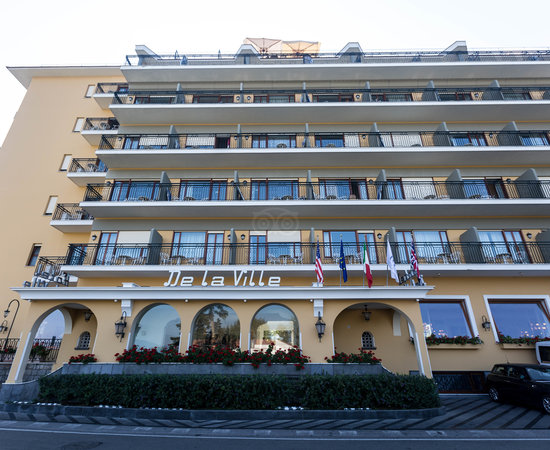 Grand Hotel De La Ville Sorrento (Sorrento) 2019 Review & Ratings | Family Vacation Critic