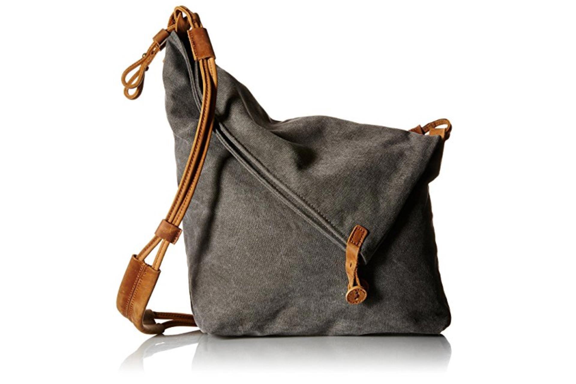 Tom Clovers Summer Casual Canvas Crossbody Messenger Bag.