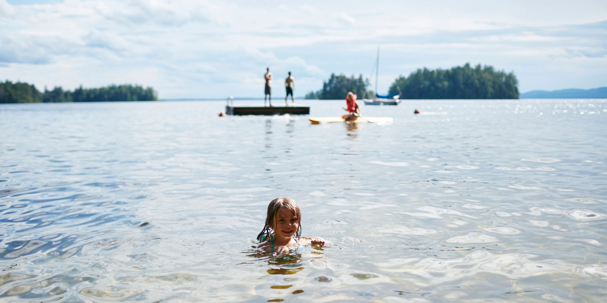 10 Best Lakefront Resorts in the U S  | Family Vacation Critic