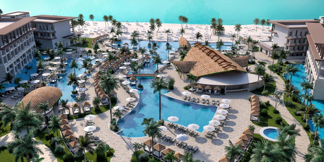 Hyatt Ziva Cap Cana in the Dominican Republic; Courtesy of Hyatt Ziva Cap Cana