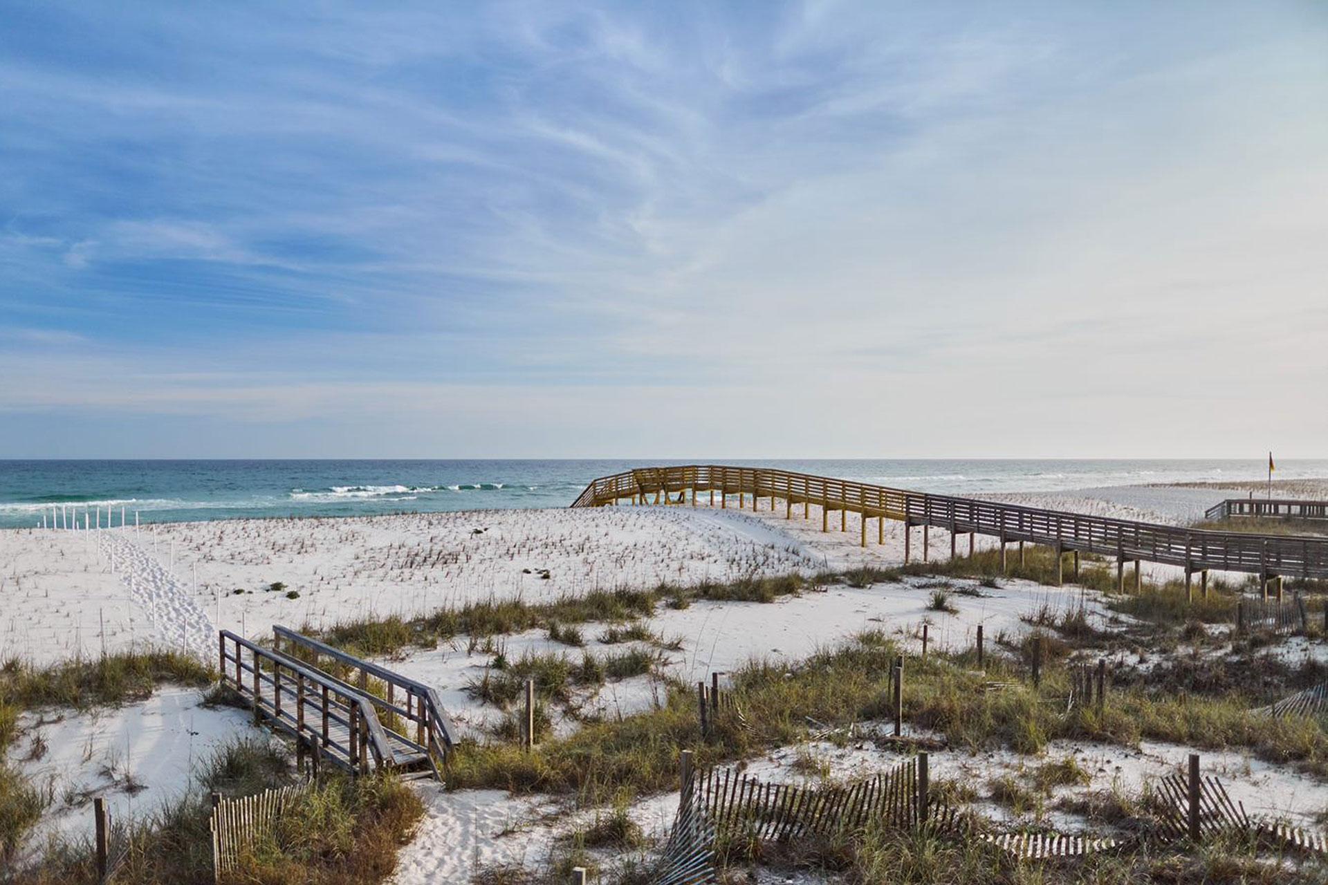 Navarre Beach, Florida; Courtesy of Santa Rosa County Tourist Development Office
