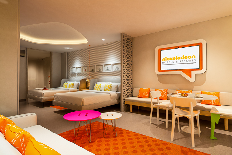 Nickelodeon Hotels & Resorts Riviera Maya; Courtesy of Nickelodeon Hotels & Resorts Riviera Maya