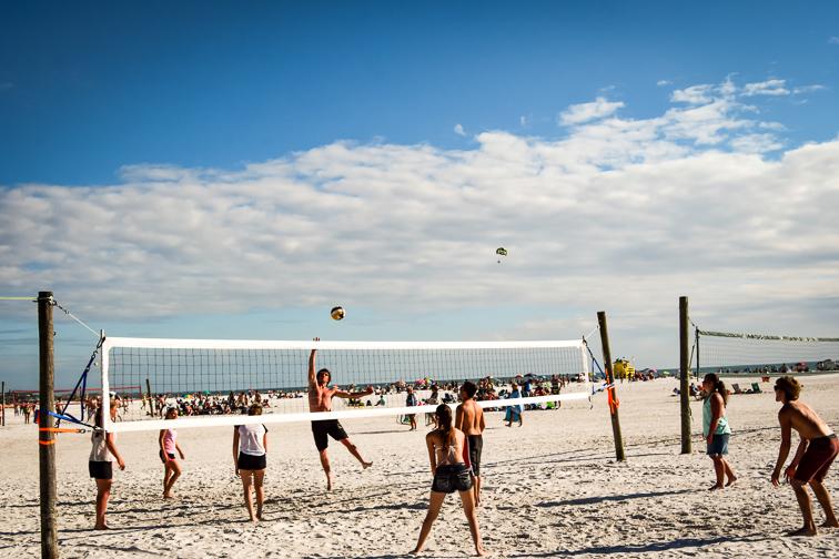Siesta Beach; Courtesy Visit Sarasorta