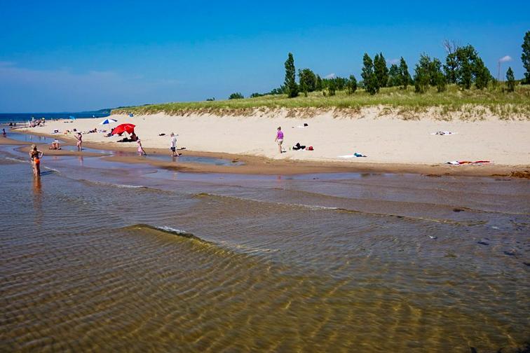 Silver Beach; Courtesy TripAdvisor Traveler/Jaina H