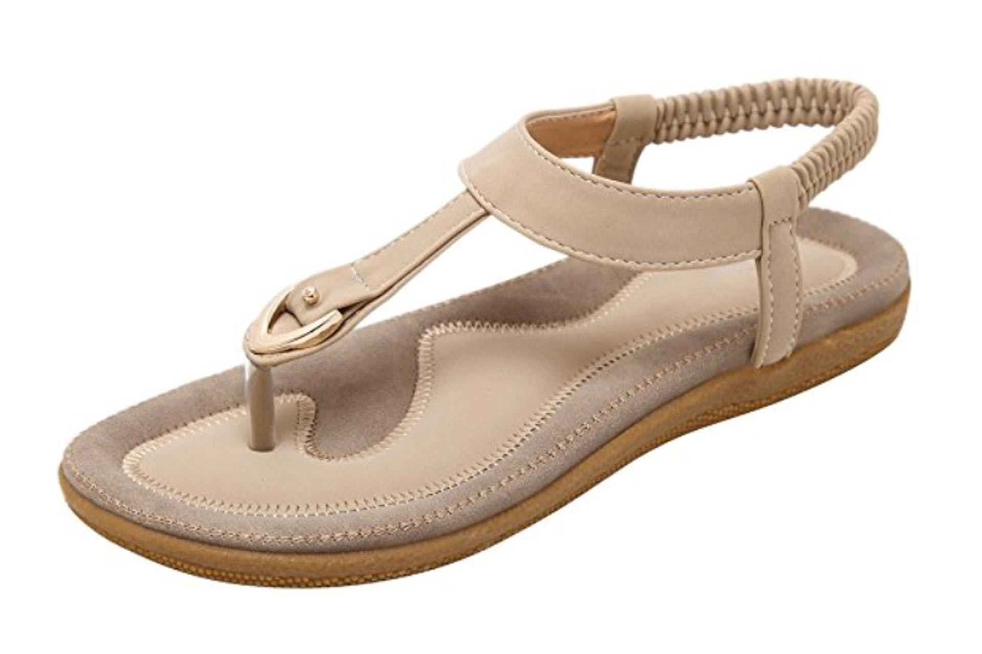The Most Comfortable Women's Sandals for Family Vacations