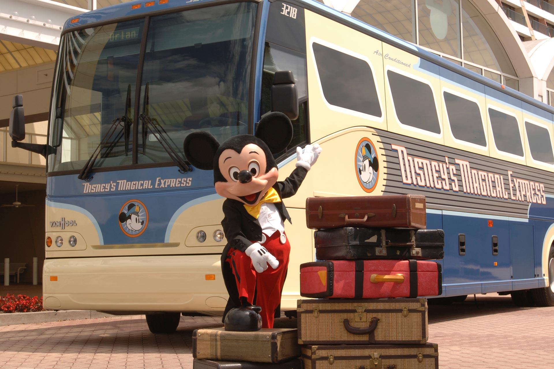 Disney's Magical Express.