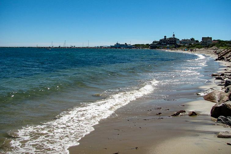Fred Benson Town Beach – Block Island, RI; Courtesy Tripadvisor Traveler/bristeve