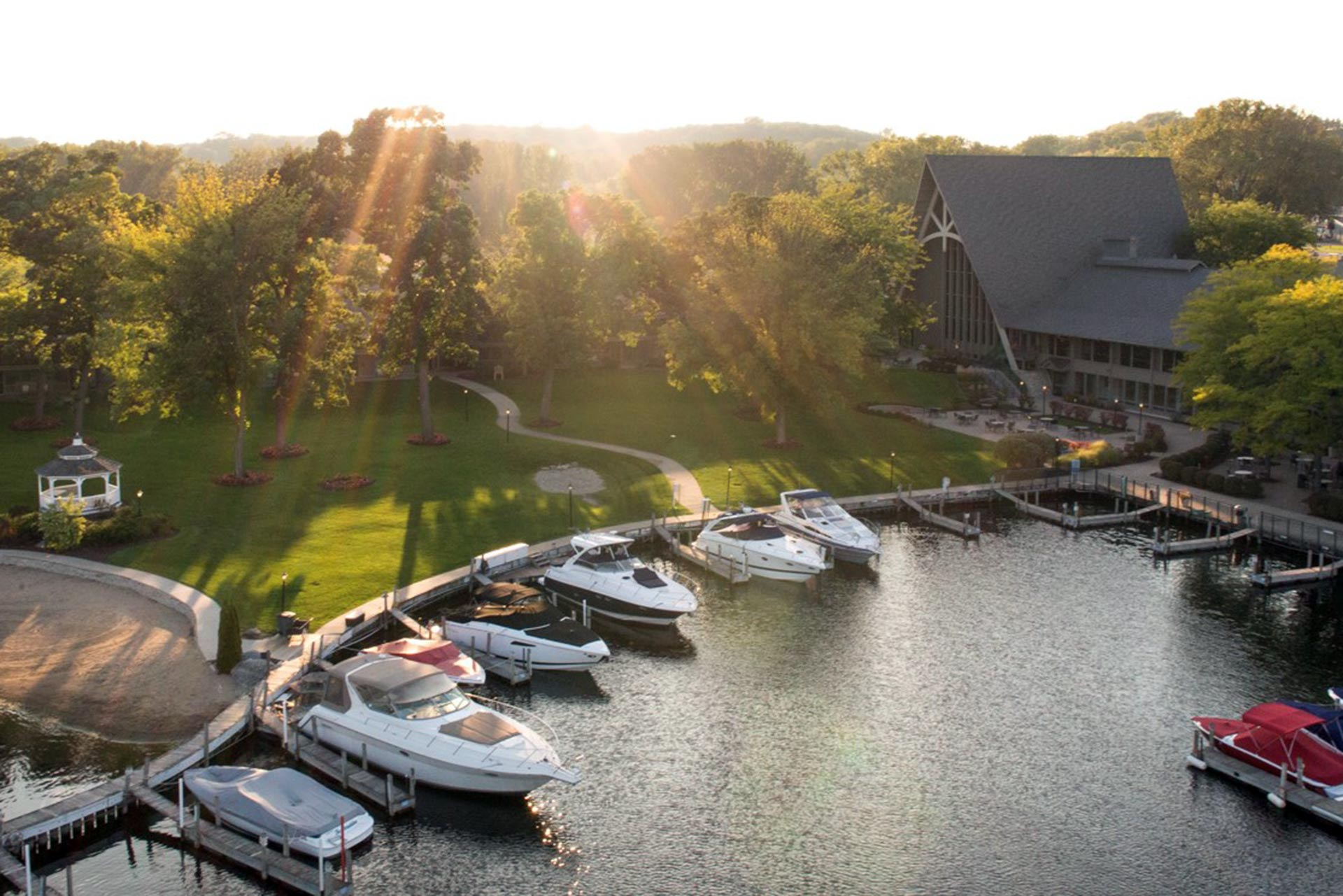 The Abbey Resort and Avani Spa on Geneva Lake, Wisconsin