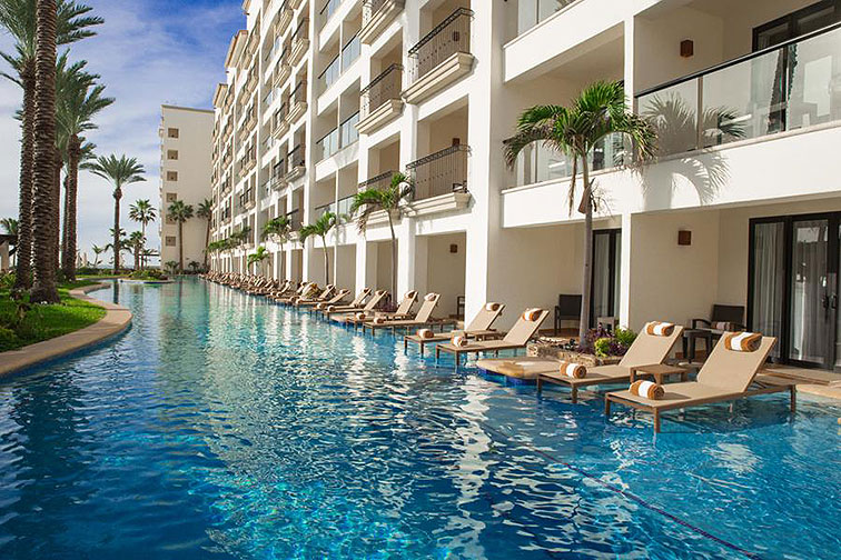 Hyatt Ziva Los Cabos Swim-Up Suite