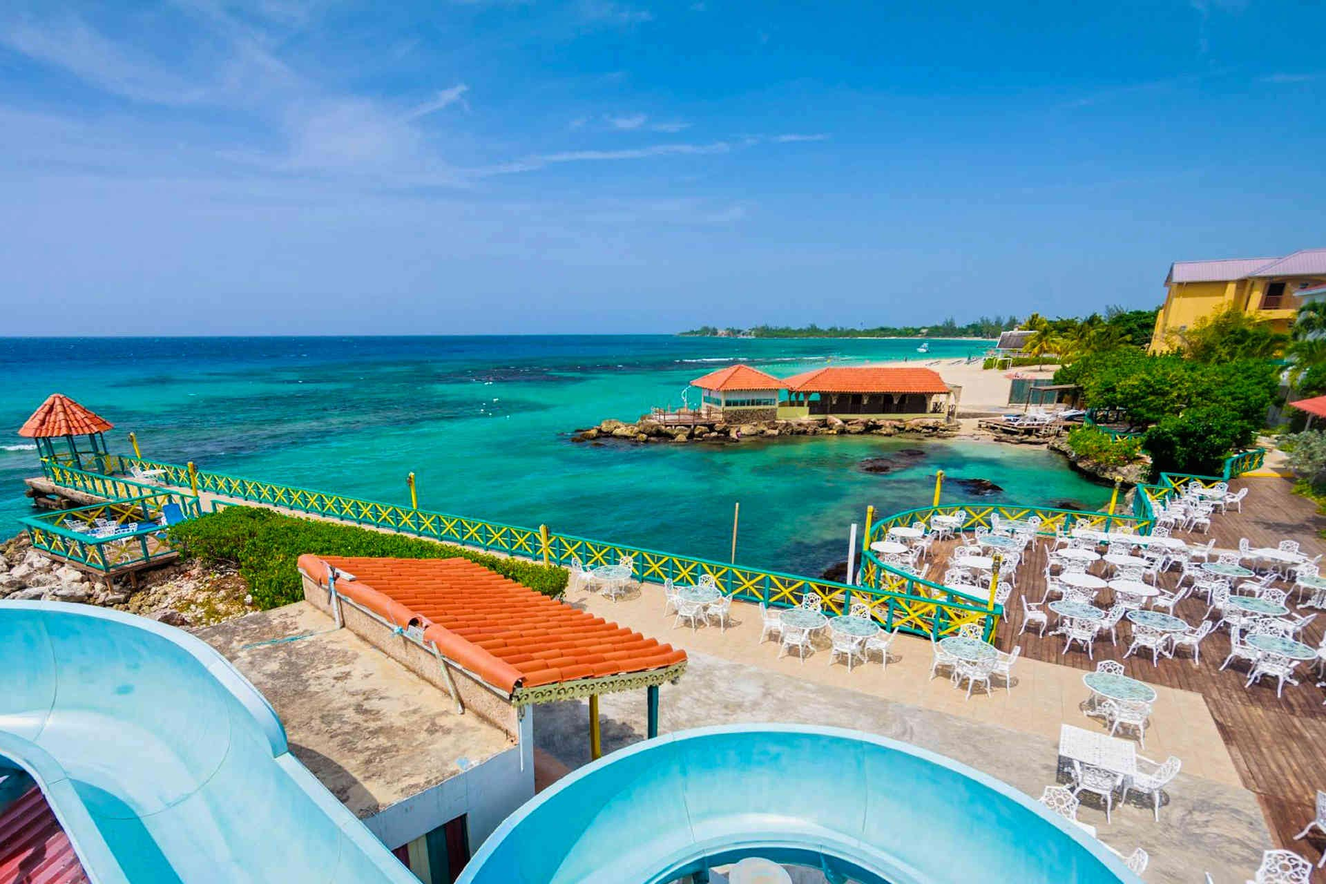 Franklyn D. Resort & Spa in Jamaica; Courtesy of Franklyn D. Resort & Spa