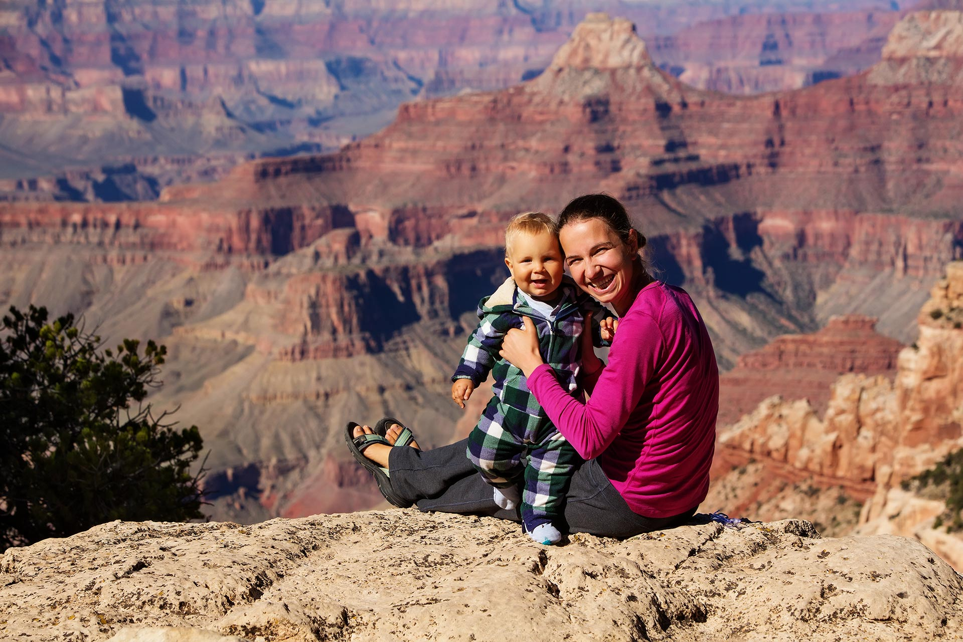 Grand Canyon National Park in Arizona, USA.
