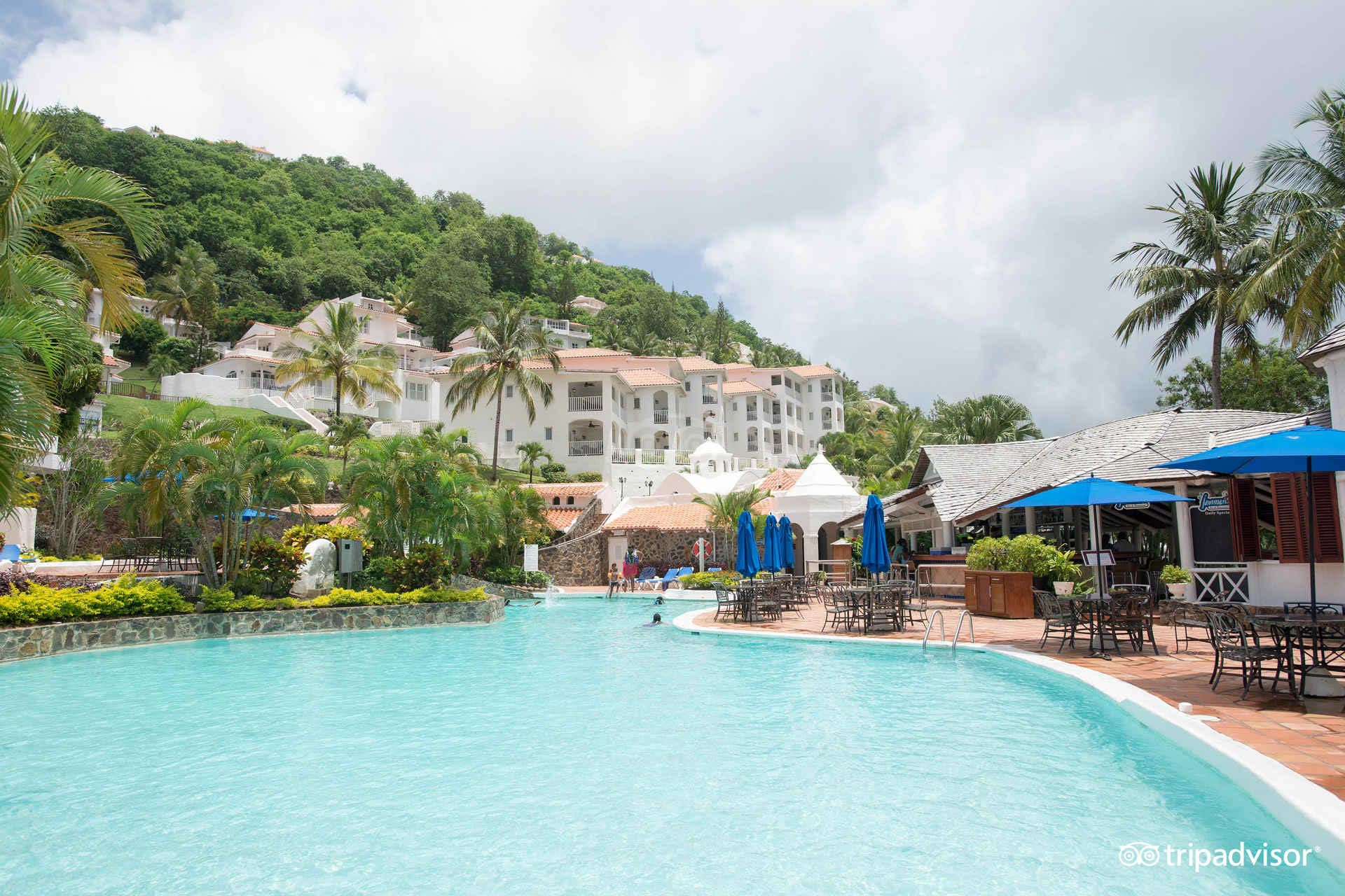Windjammer Landing in St. Lucia; TripAdvisor Expert Photo
