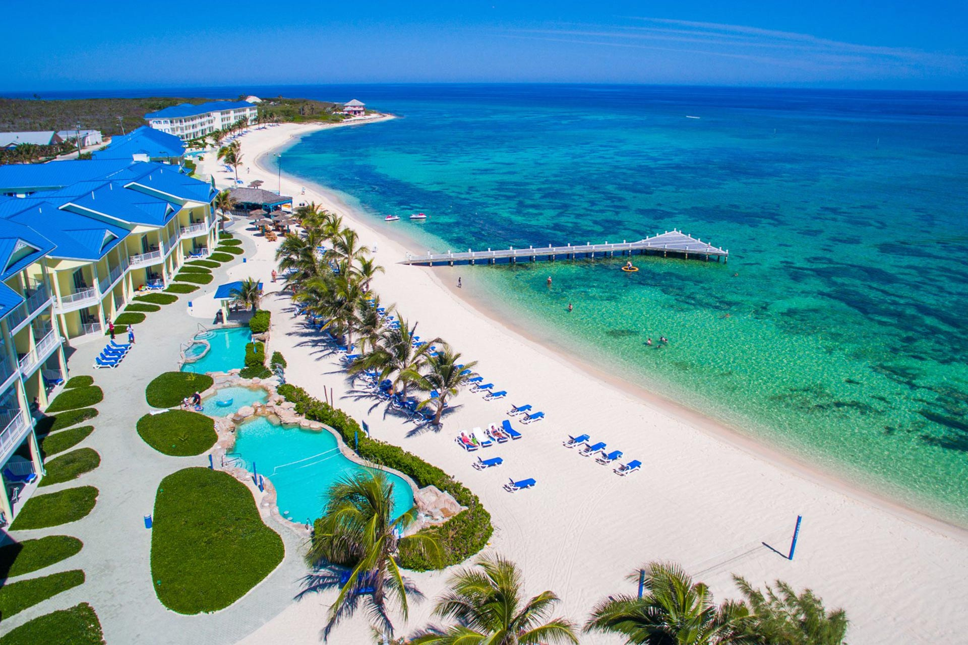 Wyndham Reef Resort in Cayman Islands; Courtesy of Wyndham Reef Resort