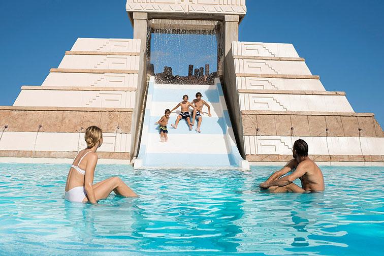 Water Park at Finest Playa Mujeres