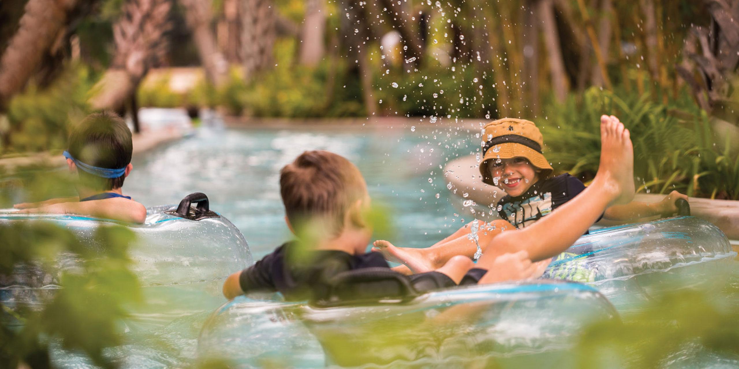 Four Seasons Resort Orlando at Walt Disney World Resort; Courtesy of Four Seasons Resort Orlando at Walt Disney World Resort