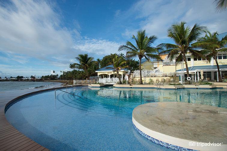 Magdalena Grand Beach and Golf Resort in Tobago