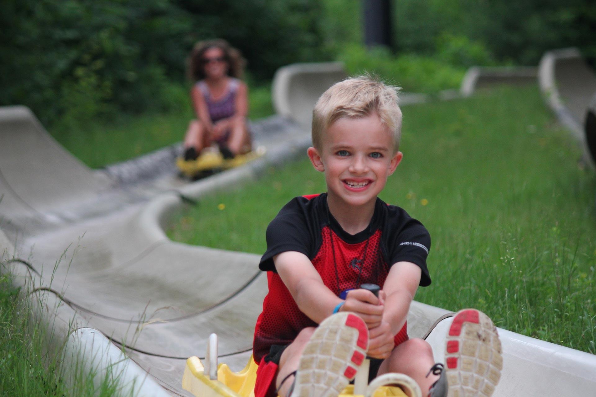 Summer fun at Attitash Mountain Resort