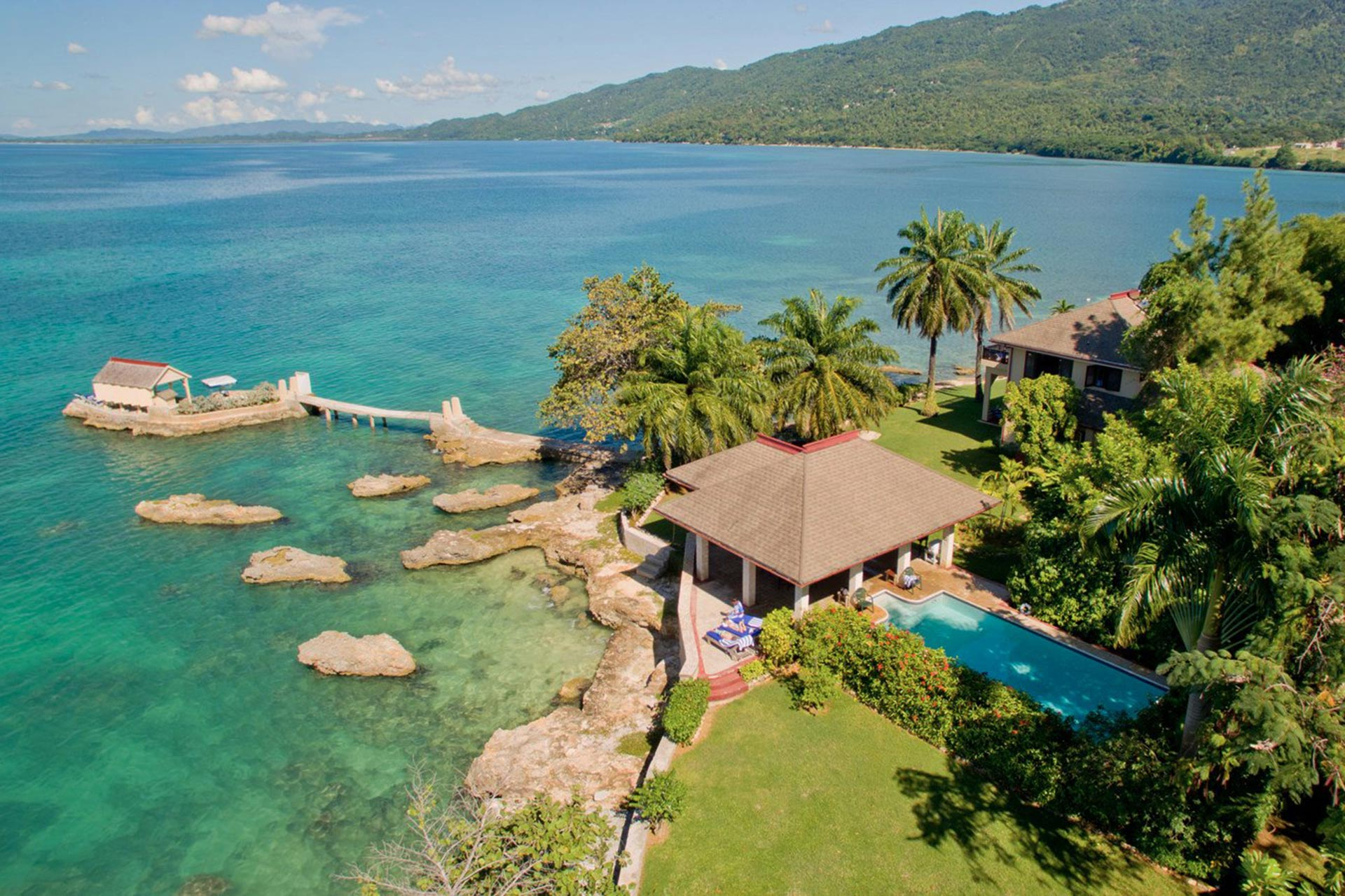 Bluefields Bay Villas in Jamaica