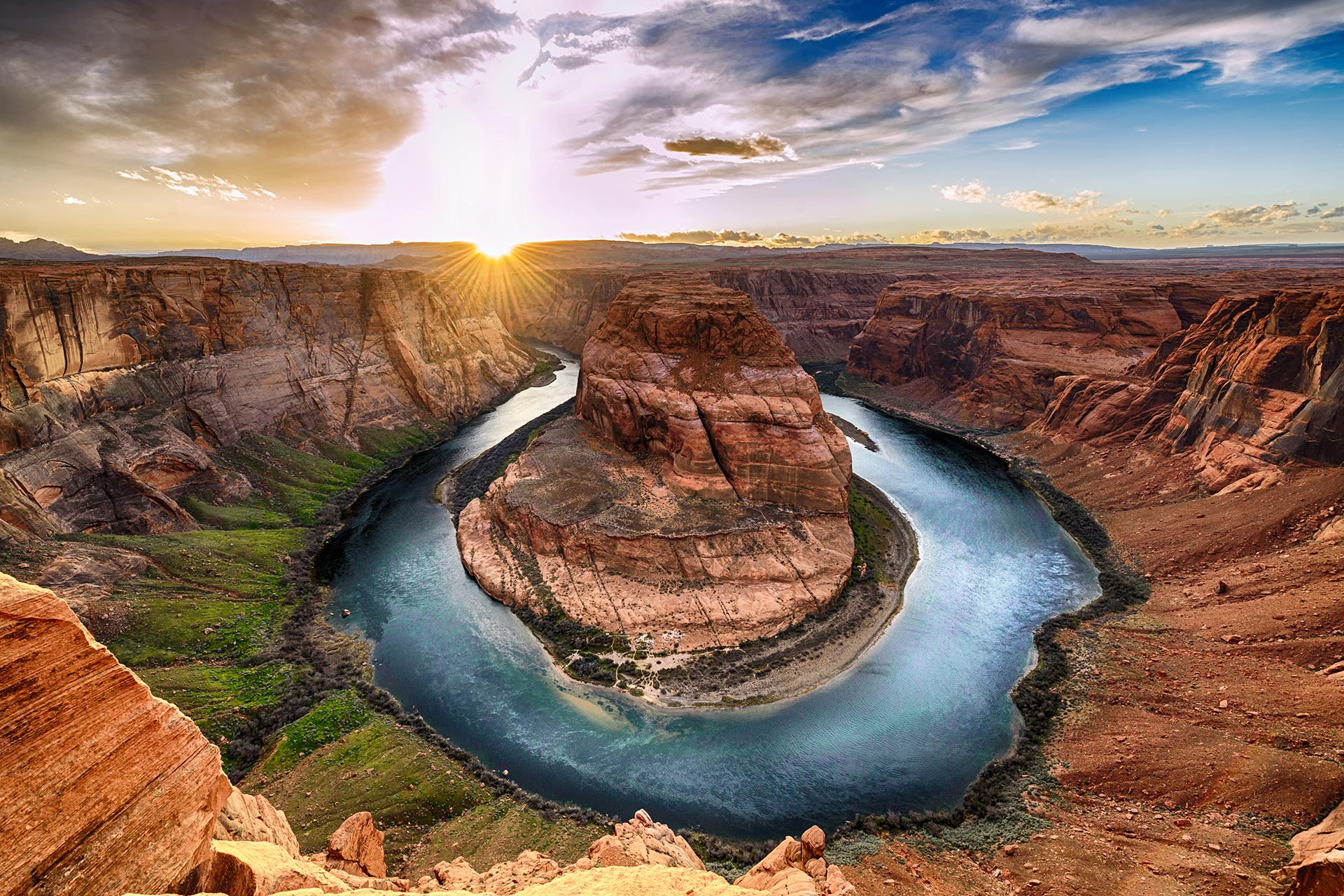 Horseshoe Bend, Grand Canyon National Park