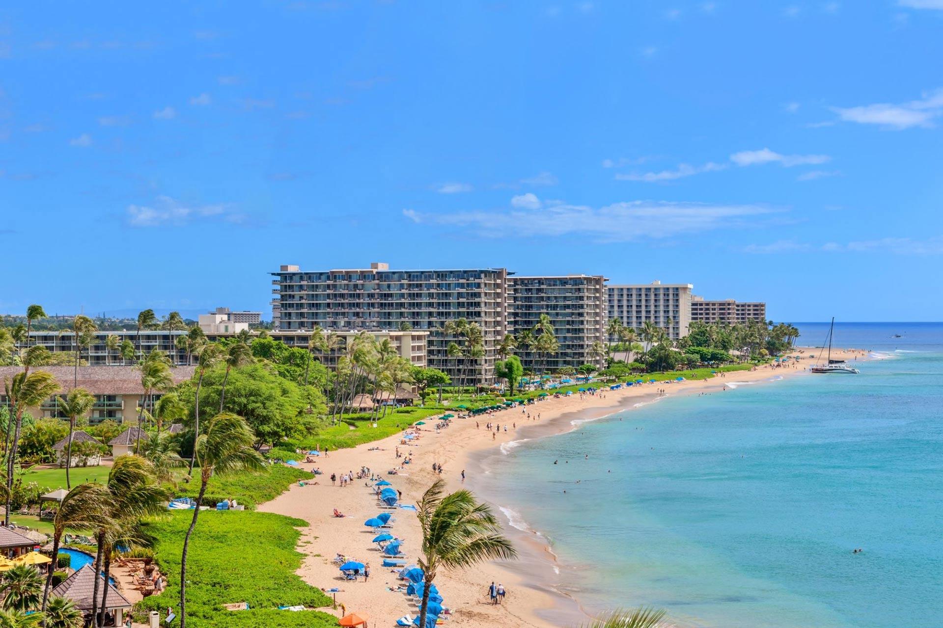 Ka'anapali Beach Hotel in Maui