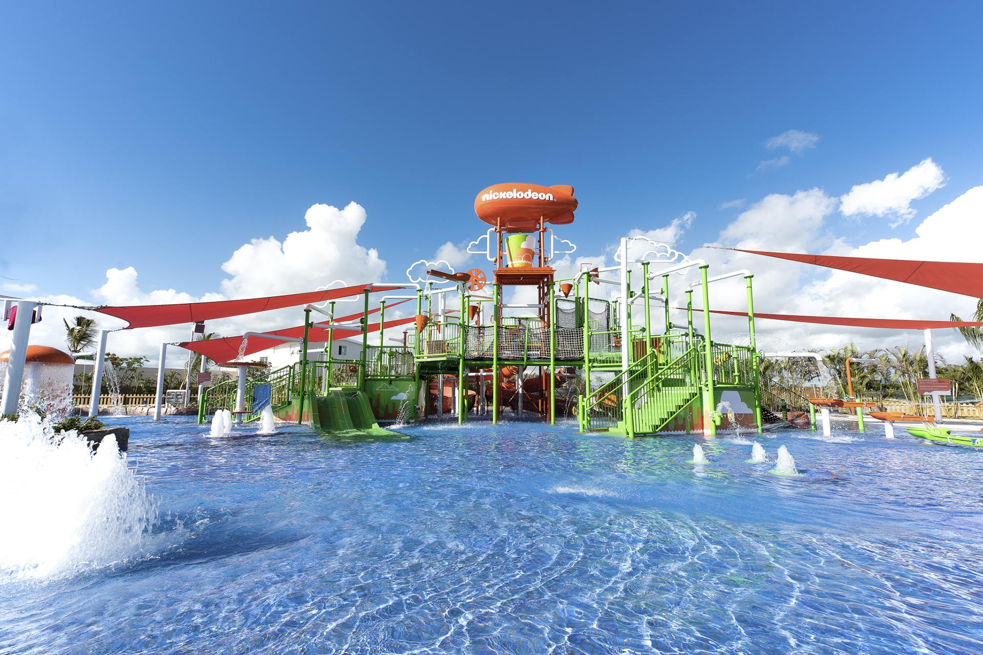Aqua Nick at Nickelodeon Hotels & Resort Riviera Maya