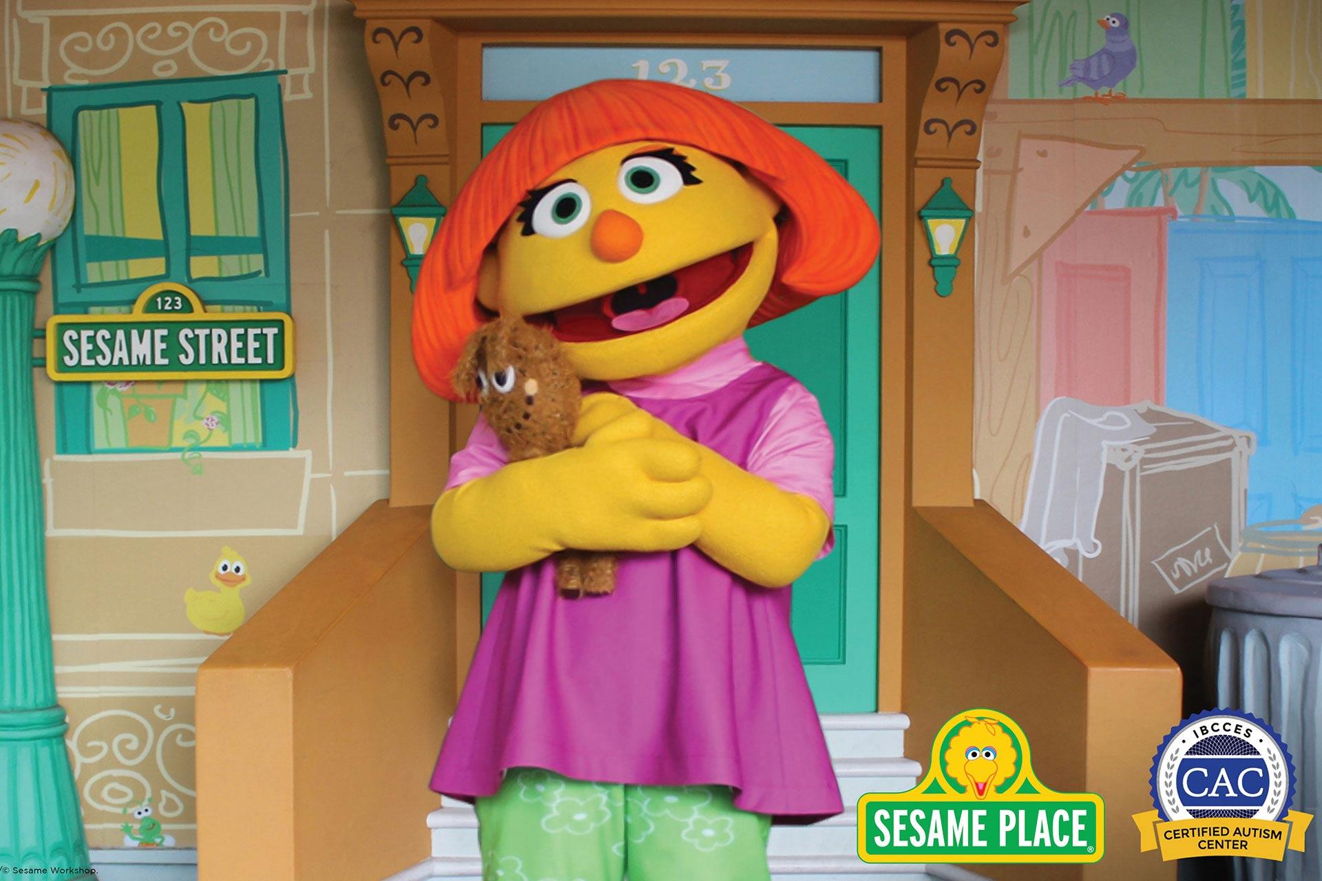 Sesame Place is an autism-friendly resort in Langhorne, Pennsylvania.