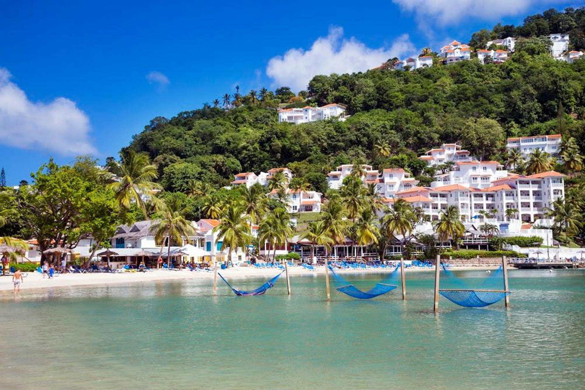 Windjammer Landing Villa Beach Resort, St. Lucia