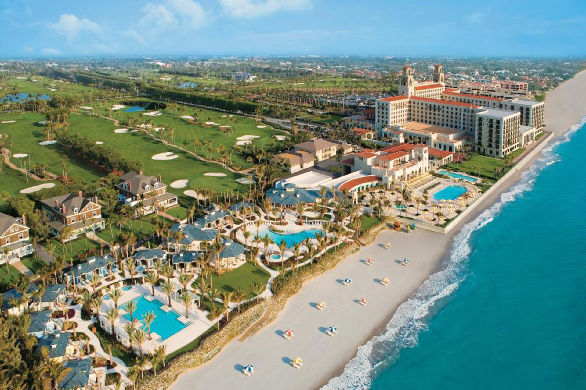 The Breakers Palm Beach in Florida
