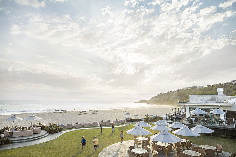Monarch Beach Resort in Dana Point, California