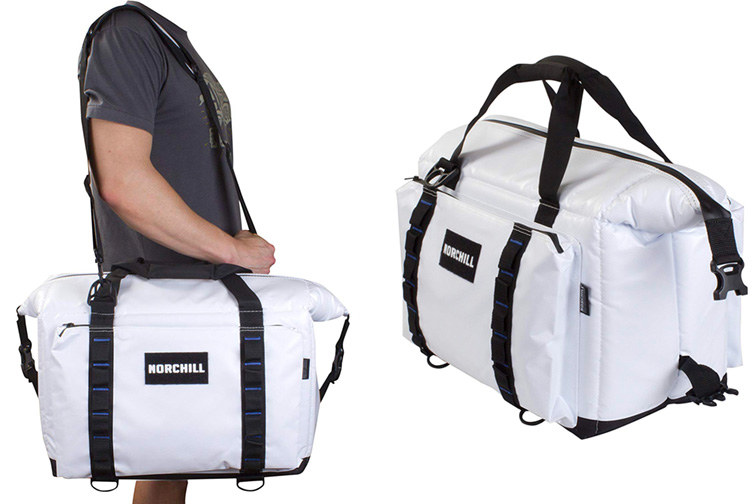 NorChill 24 Can Marine Boatbag Soft Cooler; Courtesy of Amazon