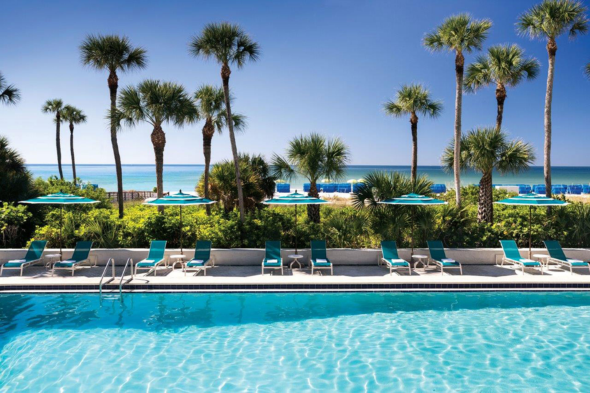 The Resort at Longboat Key Club in Longboat Key, Florida; Courtesy of The Resort at Longboat Key Club