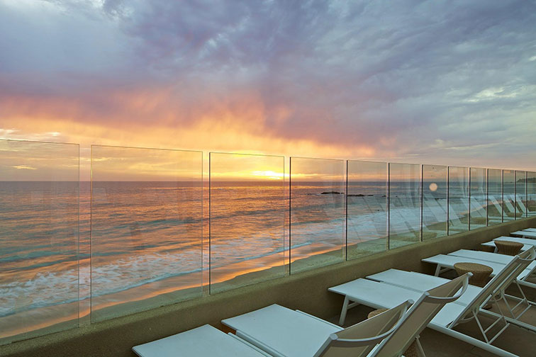 Surf & Sand Resort in Laguna Beach, California