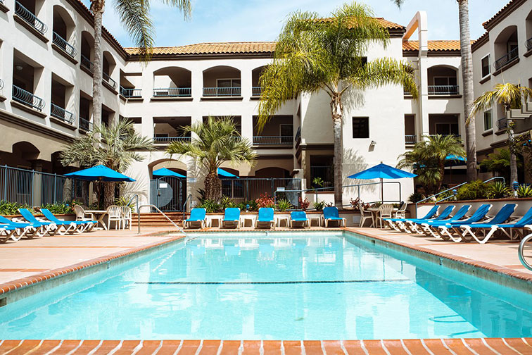 Tamarack Beach Resort and Hotel in Carlsbad, California