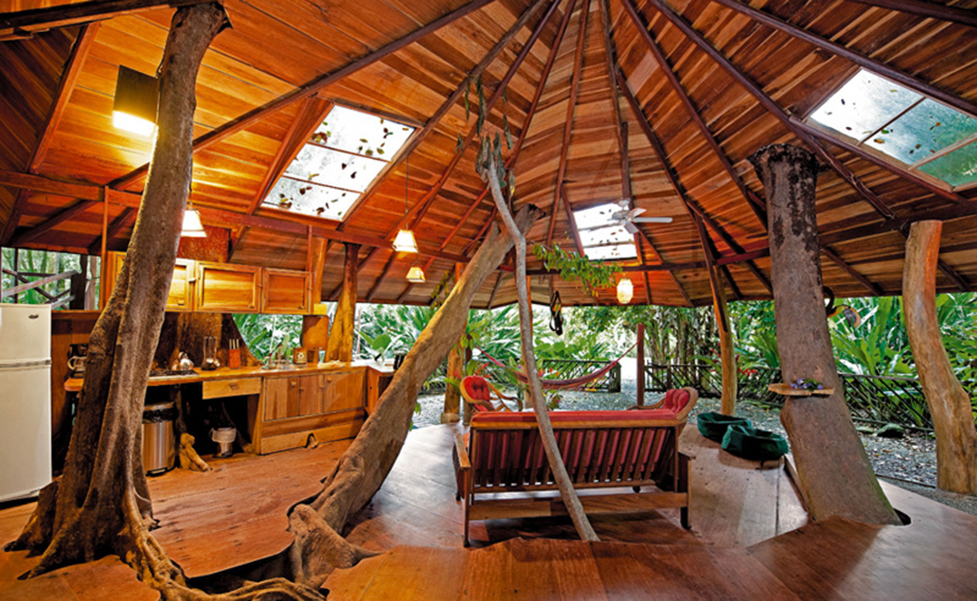 Tree House Lodge in Costa Rica