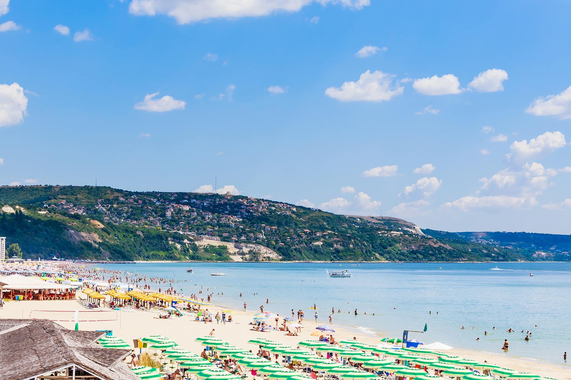 Albena Beach, Bulgaria