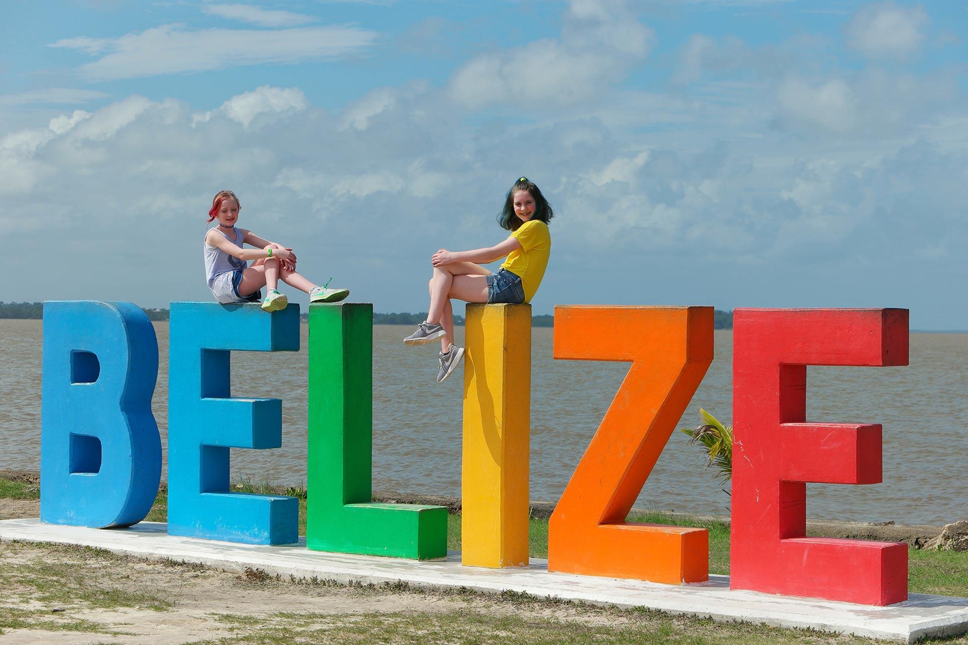 Belize; Photo Courtesy of Jeff Bogle/Family Vacation Critic