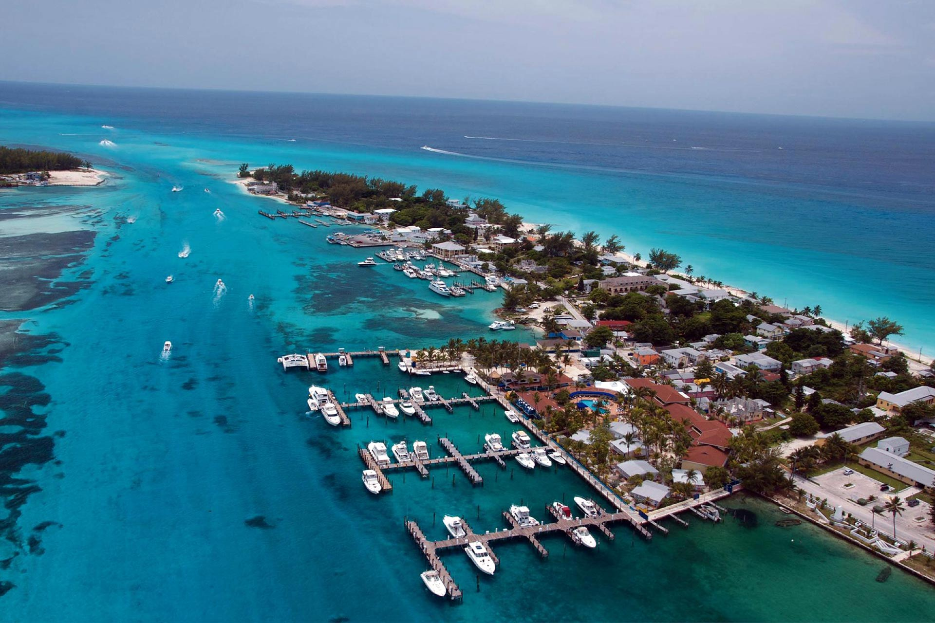 Bimini Big Game Club Resort and Marina in the Bahamas; Photo Courtesy of Bimini Big Game Club Resort and Marina