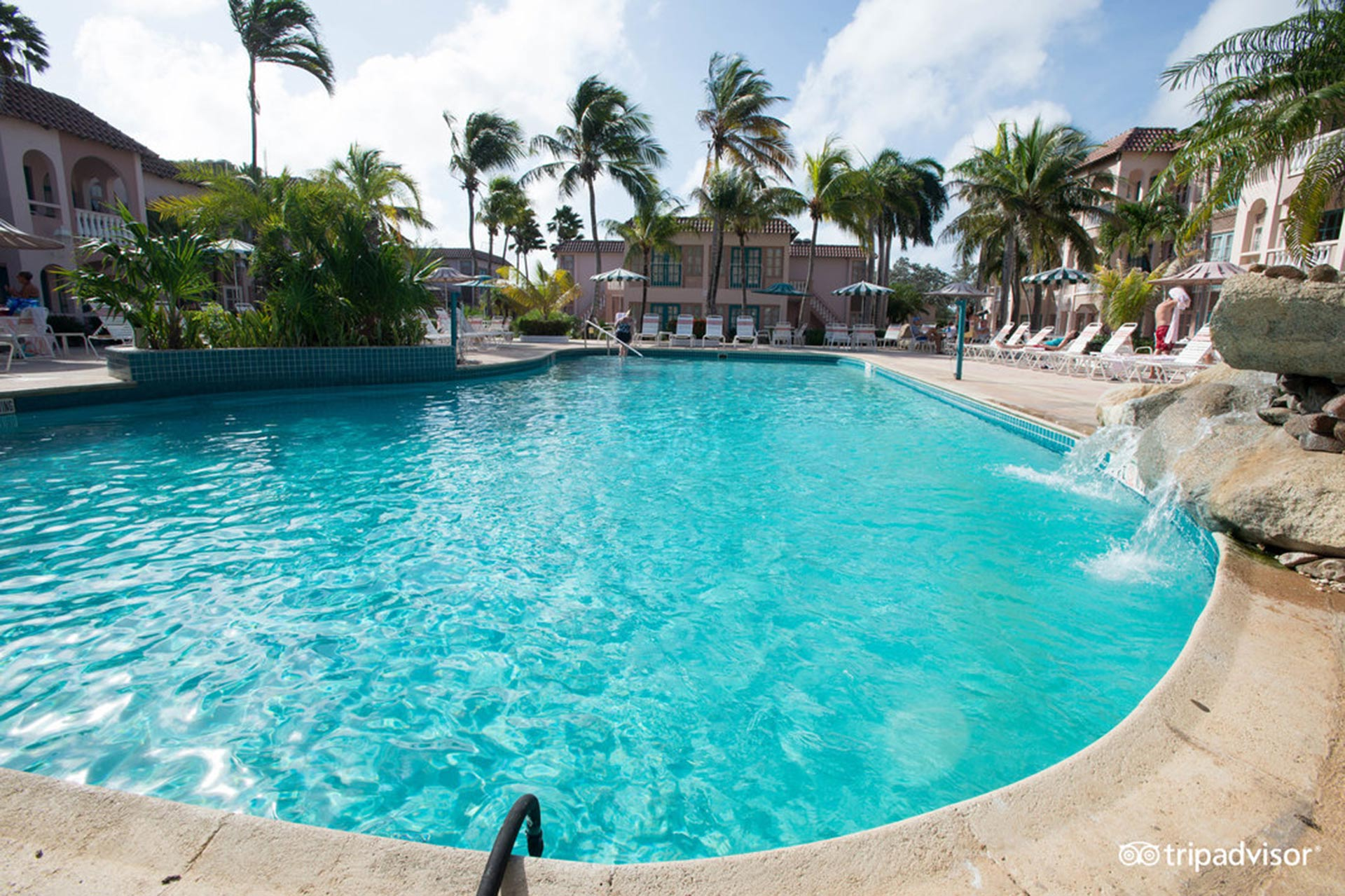 Caribbean Palm Village Resort in Aruba