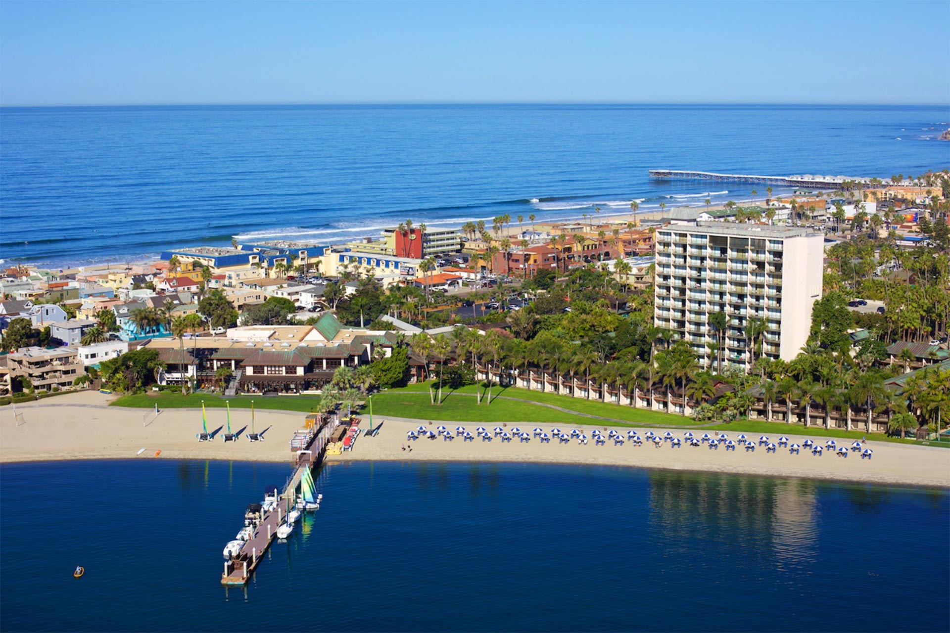 Catamaran Resort Hotel and Spa in San Diego, California