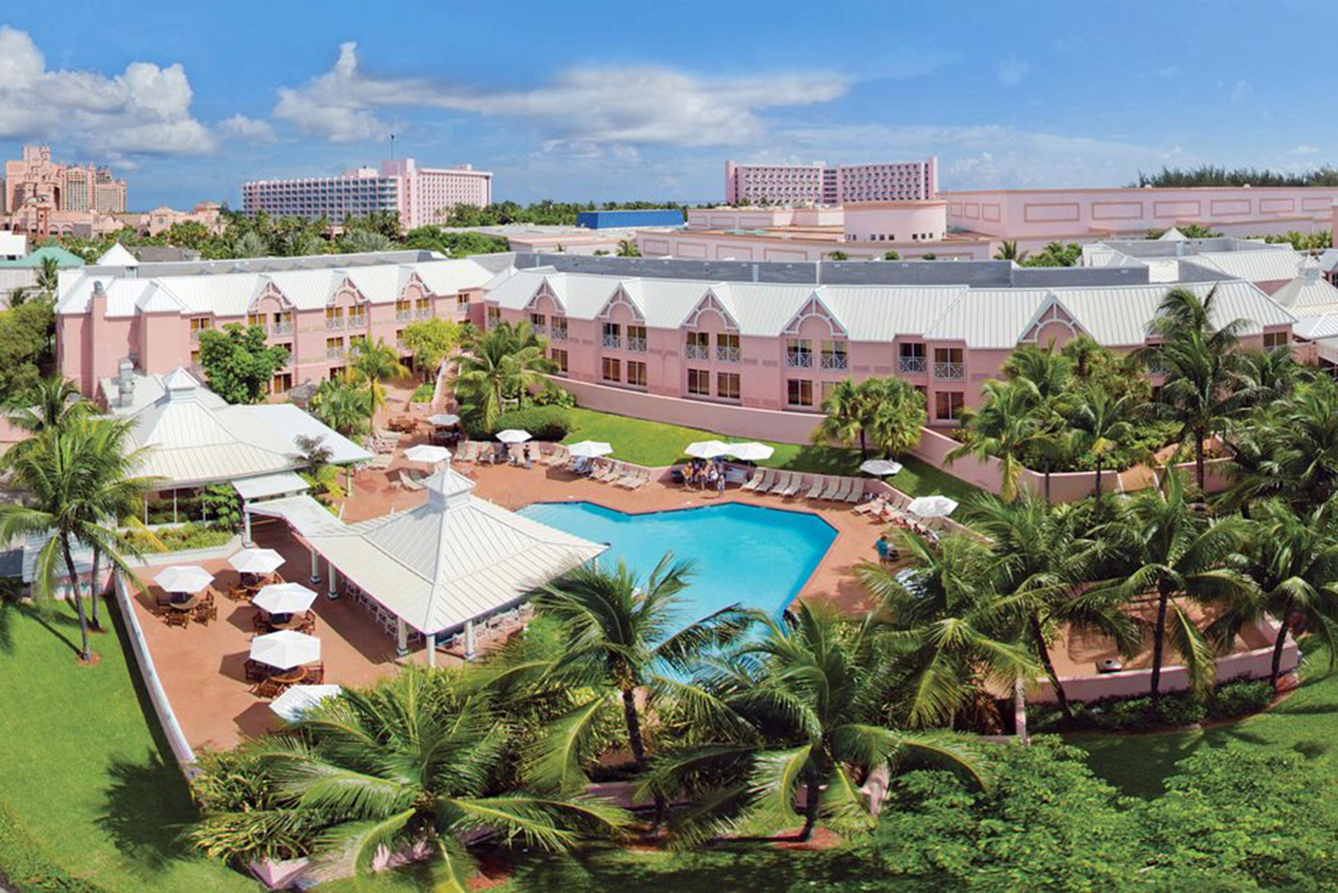 Comfort Suites Paradise Island in the Bahamas