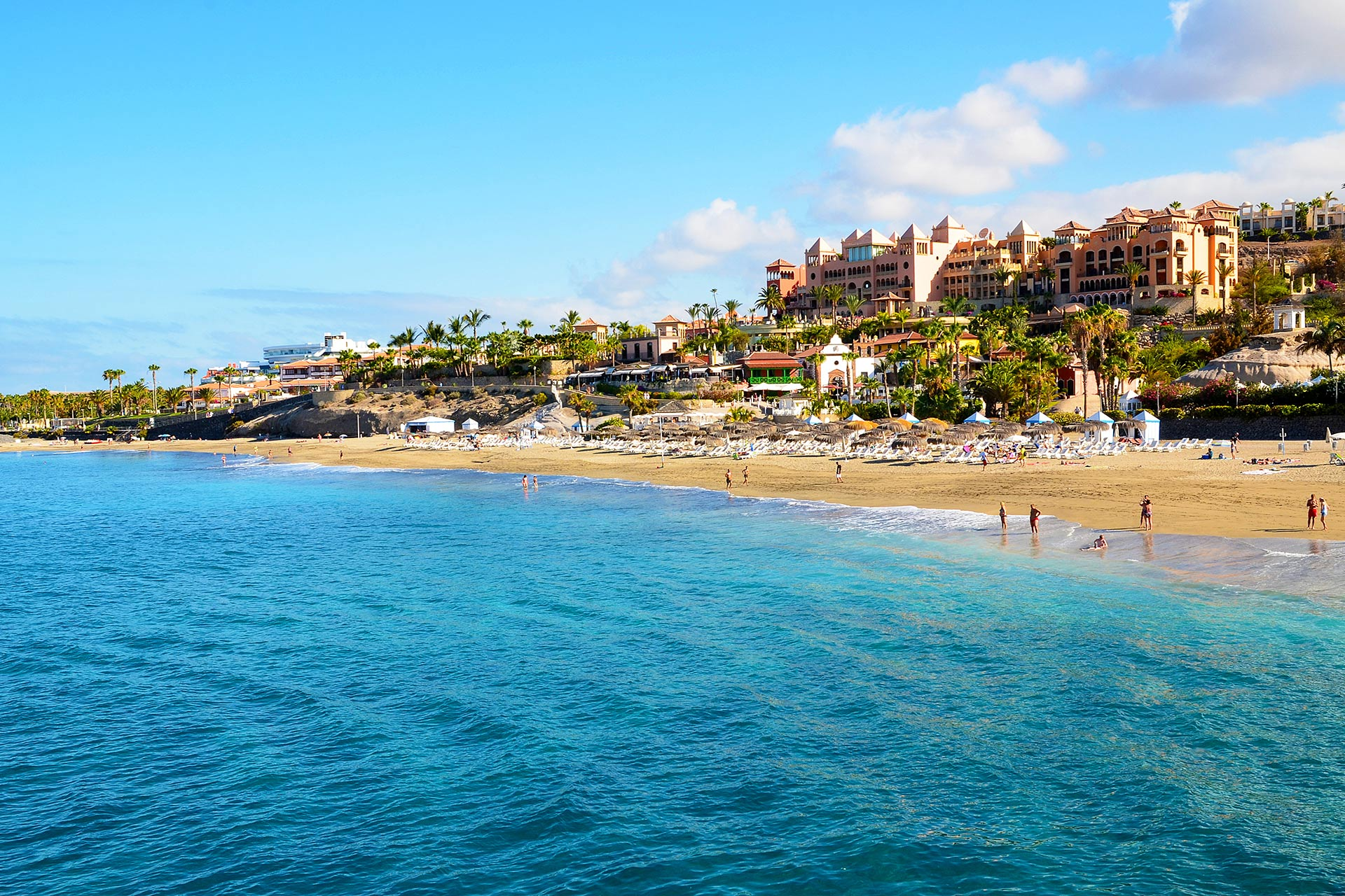 Costa Adeje, Tenerife, Canary Islands