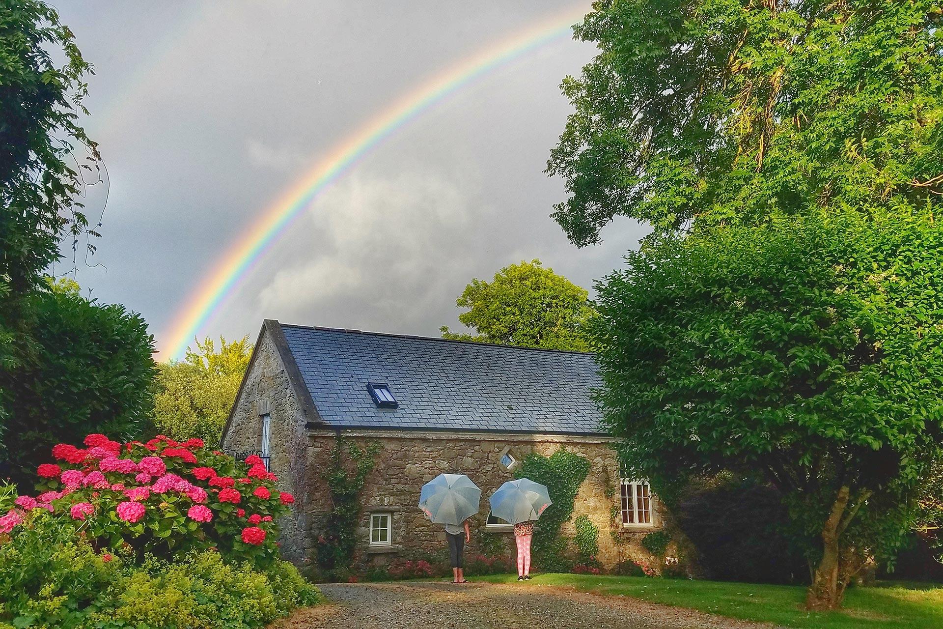 County Clare, Ireland; Photo Courtesy of Jeff Bogle/Family Vacation Critic